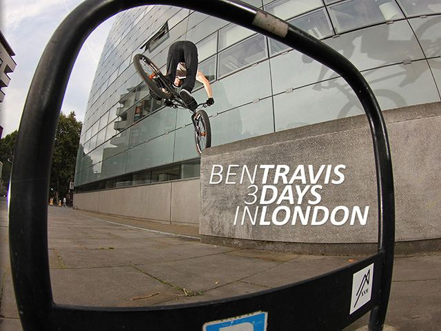 Ben Travis - 3 Days In London