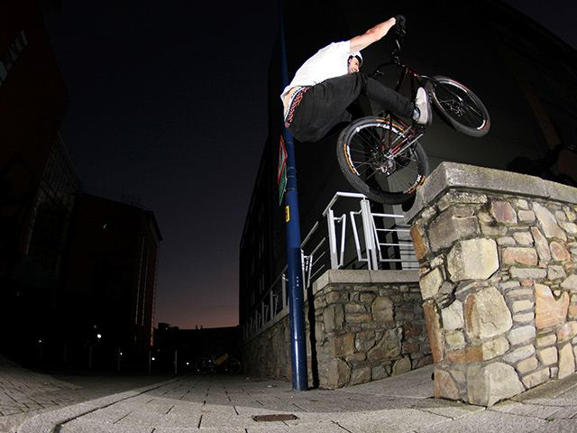 Ben Travis - Bristol Street Trials
