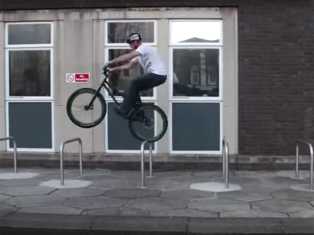 Ian Johnstone - Bike Junkie