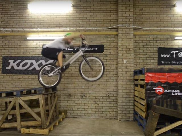 Joe Maher - TartyBikes Warehouse