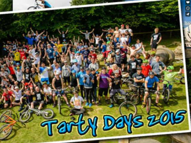 Tarty Days 2015
