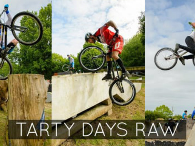 Tarty Days Raw - Part 1
