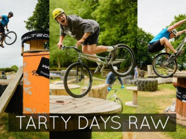 Tarty Days Raw - Part 2