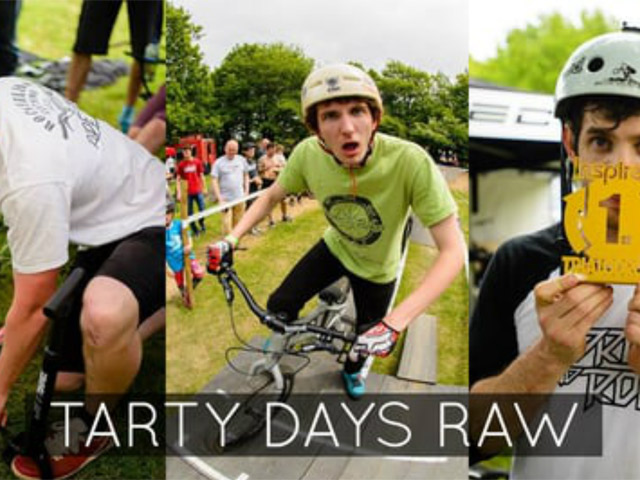 Tarty Days Raw - Part 3