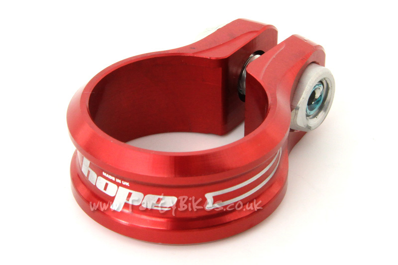 Red Hope Bolted Bike Seat Clamp