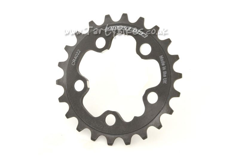 Middleburn Inner Chainring (Black 20T)
