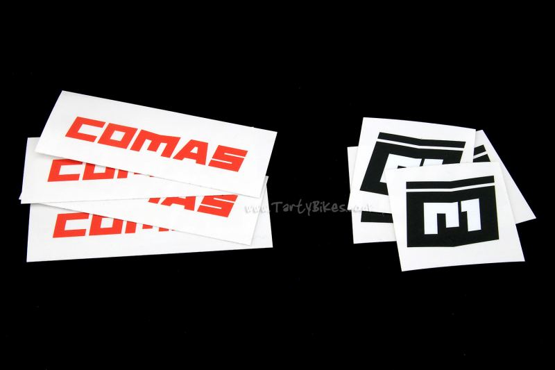 Comas Logo Sticker (1)