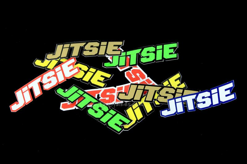 Jitsie Sticker