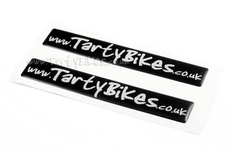 TartyBikes Jelly Stickers (2) (120mm)