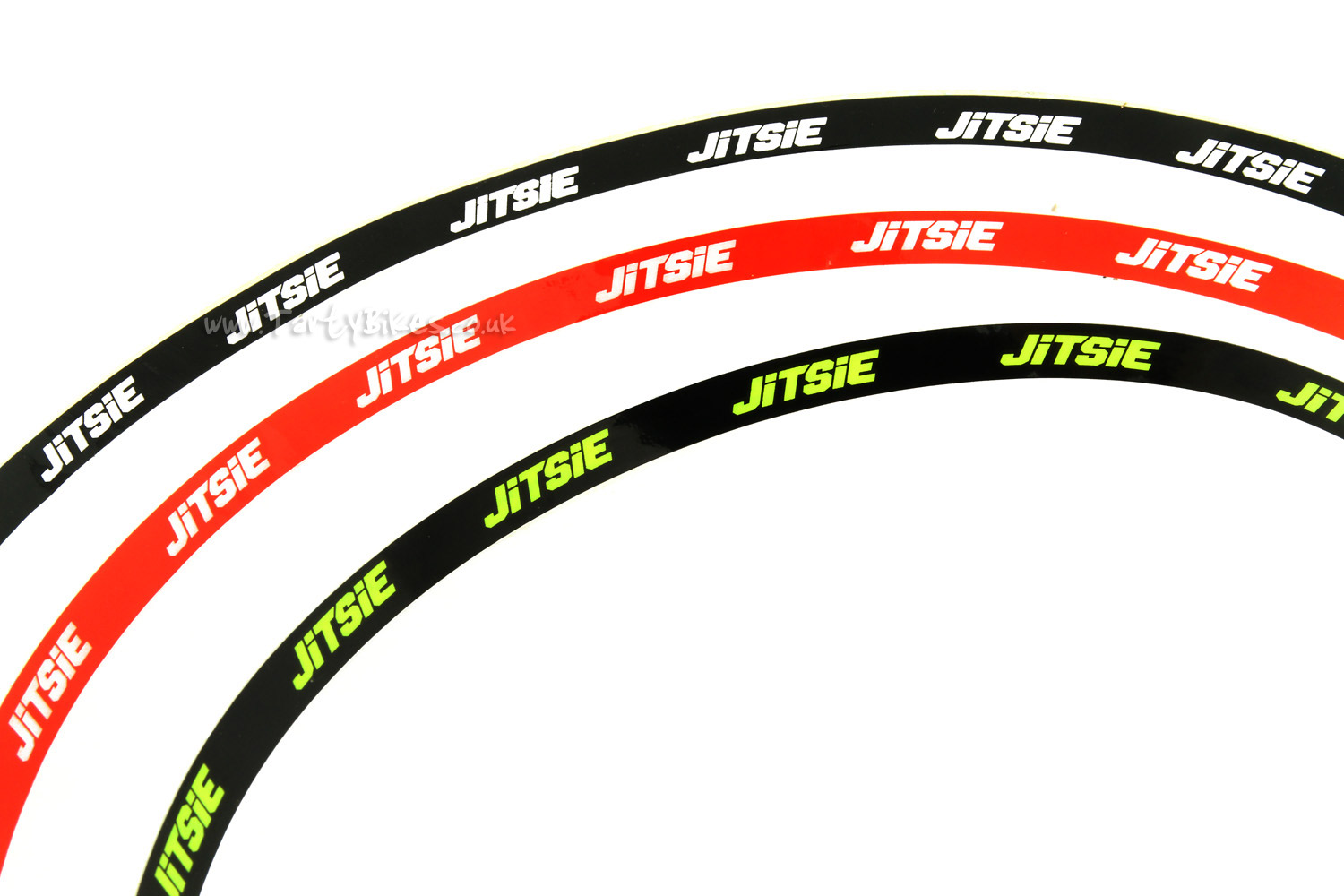 Jitsie Rim Stickers