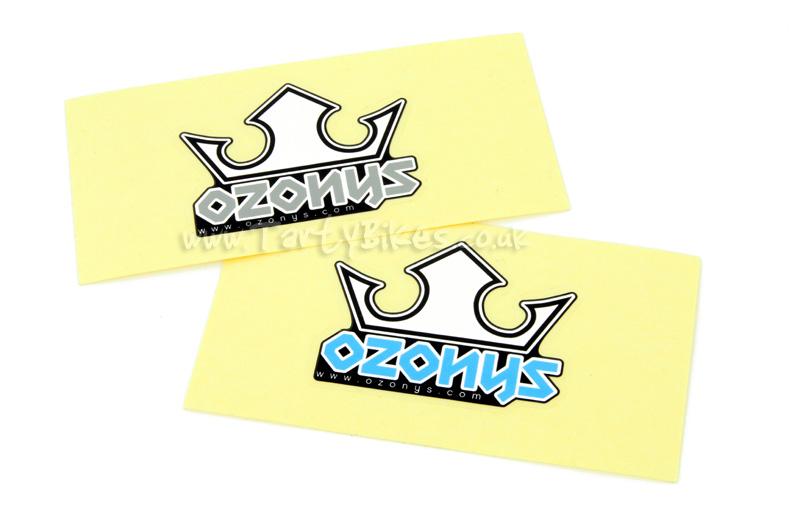 Ozonys Sticker (50mm x 36mm)
