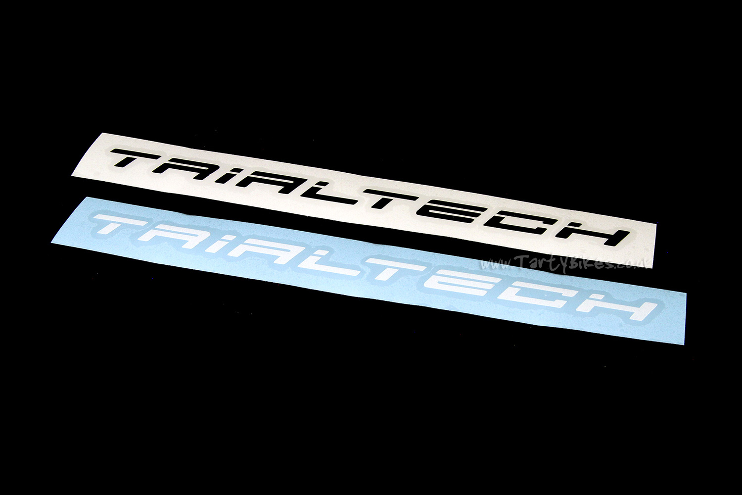 Trialtech Vinyl Sticker