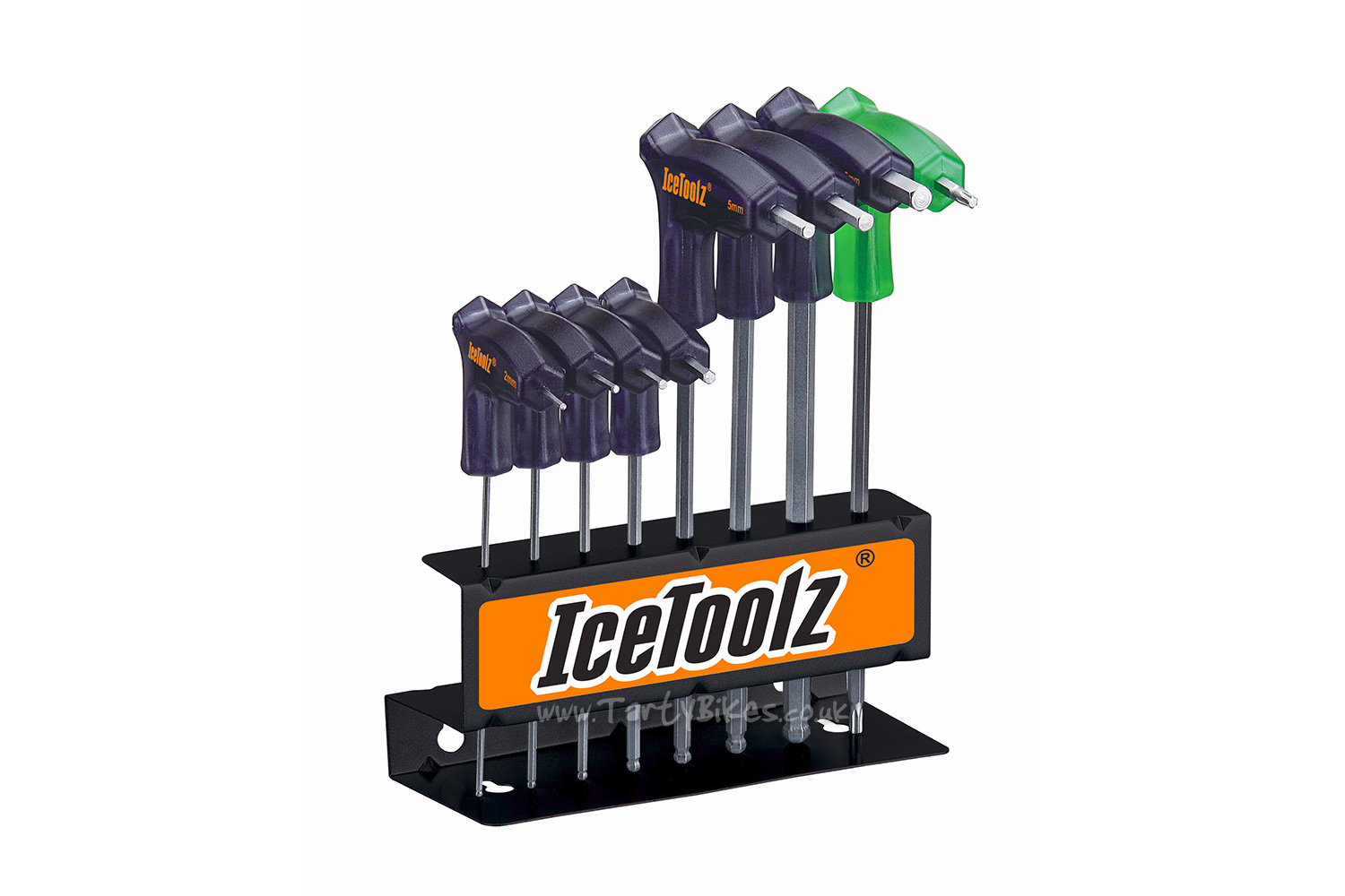 IceToolz Pro Shop Allen Key Set