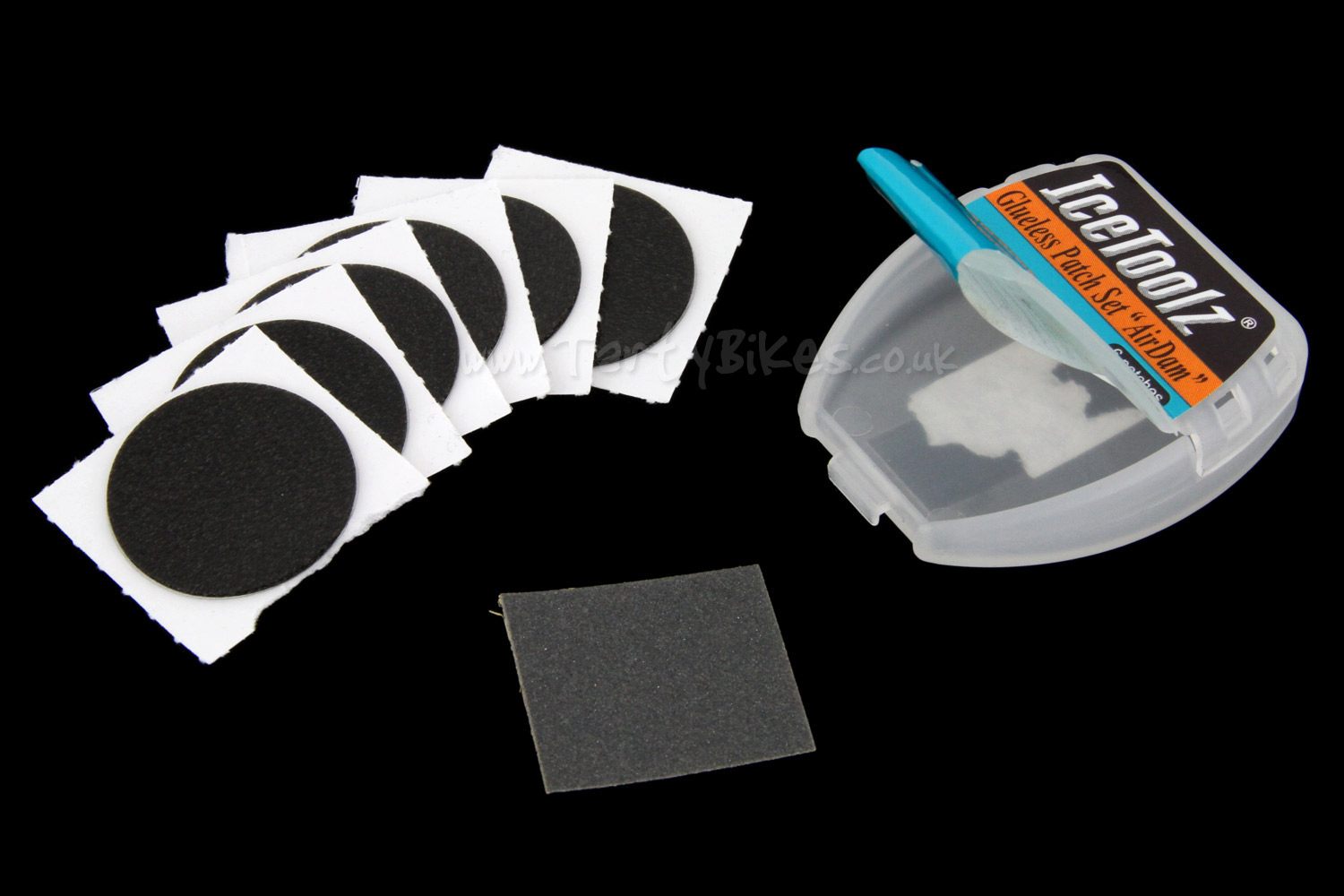 IceToolz AirDam Glueless Puncture Patches