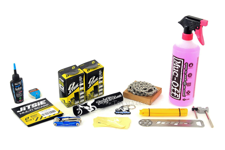 TartyBikes Premium Gift Pack