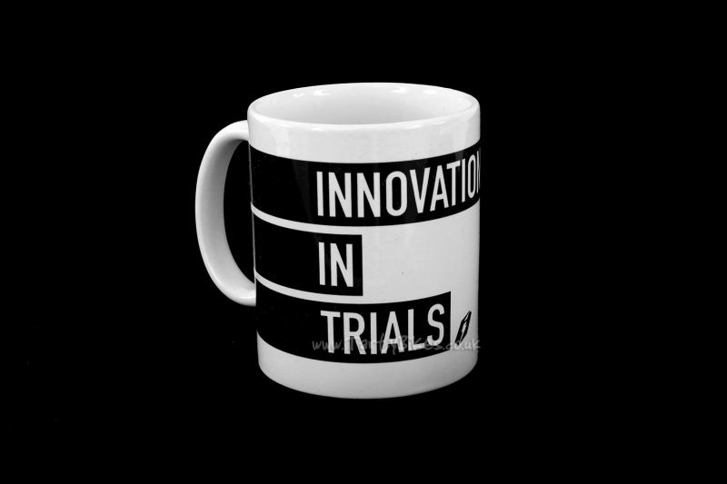 Jitsie Innovation In Trials Mug