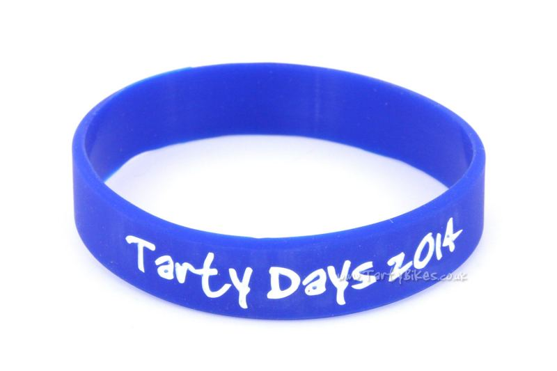 Tarty Days 2014 Wristband