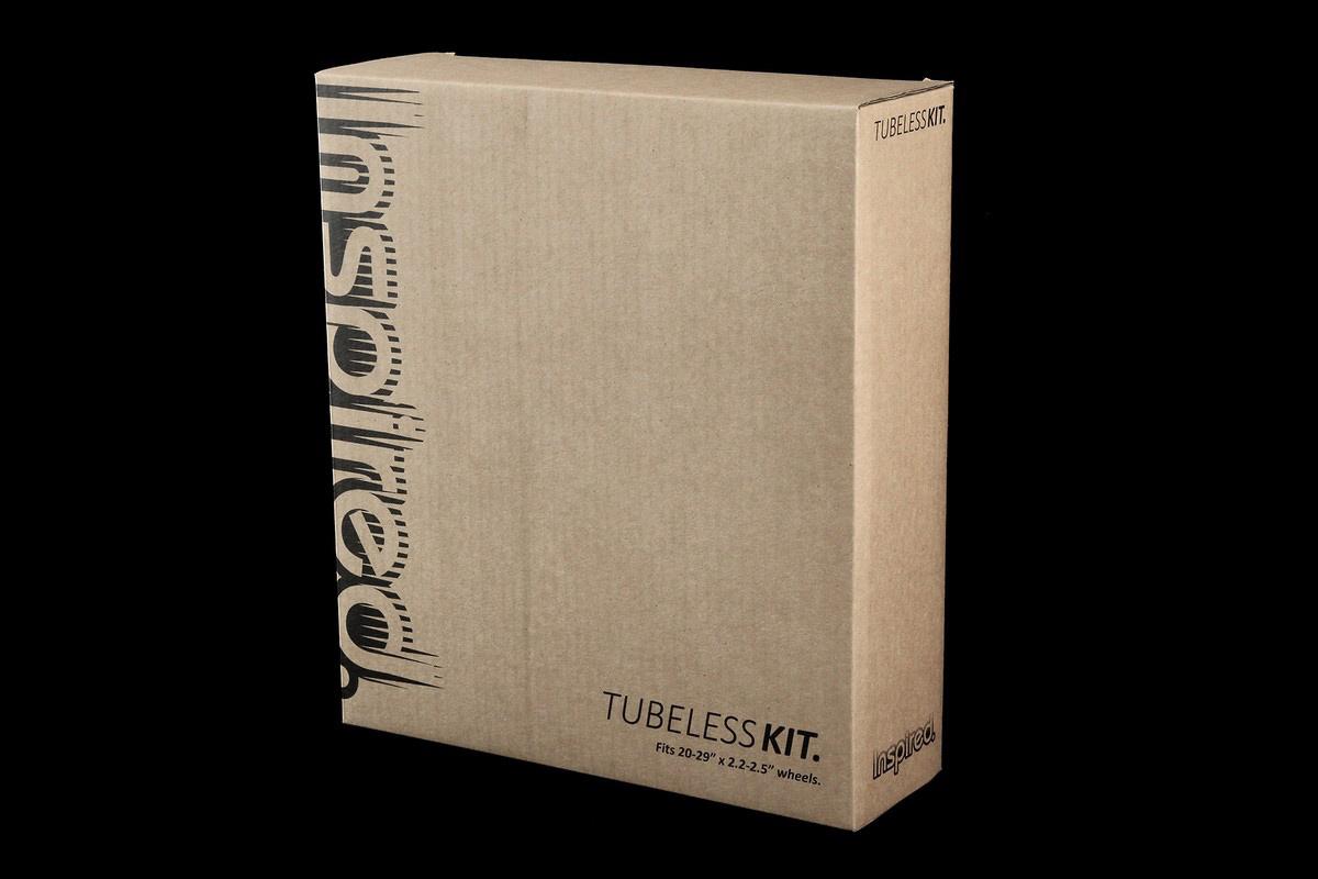 Inspired Tubeless Conversion Kit