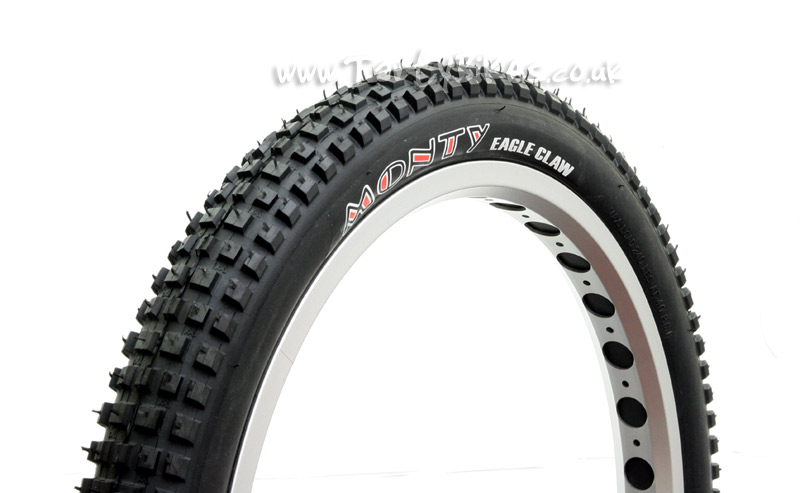 Monty Eagle Claw Front 20""