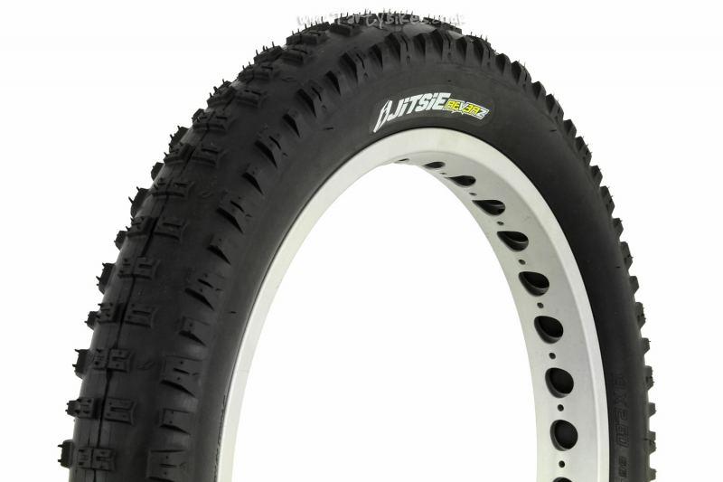 "Jitsie Reverz 19"" Tyre"