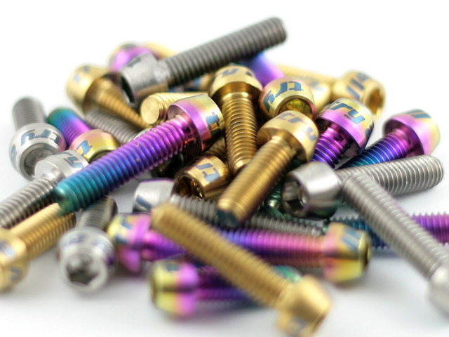 Try-All Titanium Bolts