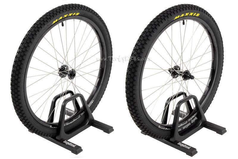 """Inspired Hex Pro 26"""" Wheelset"""