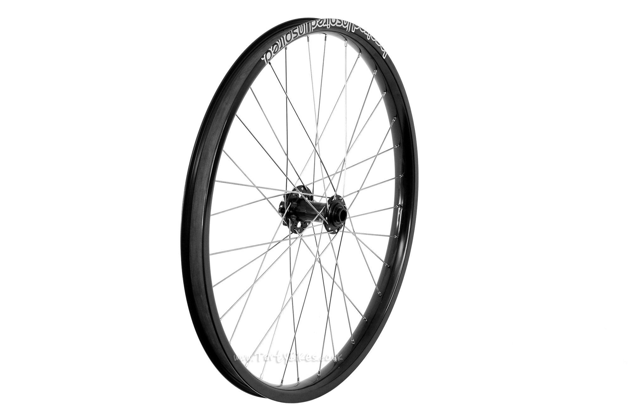 "Inspired Sealed Disc 24"" Front Wheel"