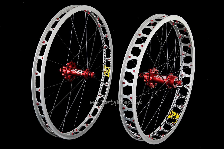 """#Hashtagg / Jitsie Race Custom 19/20"""" Wheelset"""