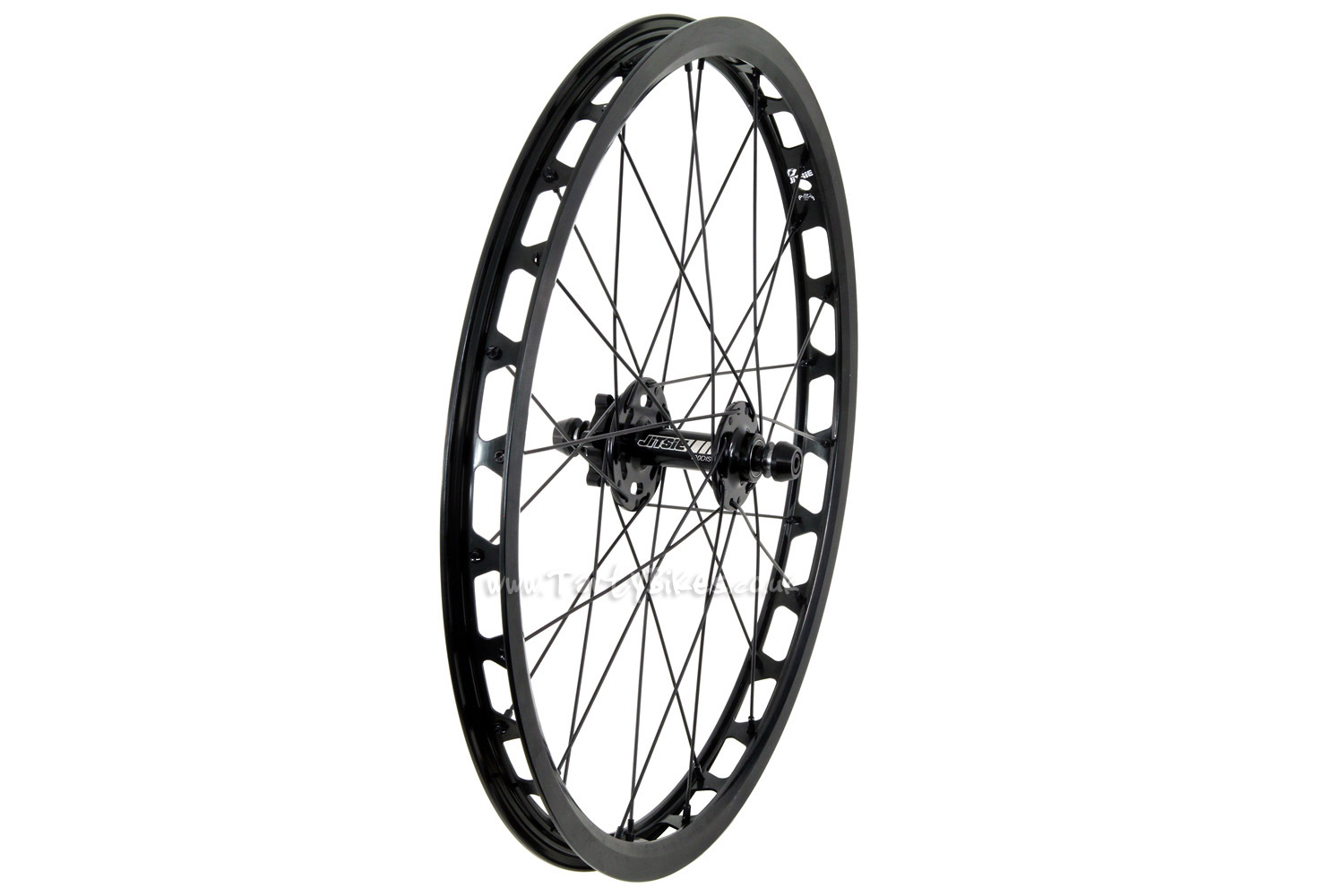 "Jitsie Front Disc 20"" Wheel"