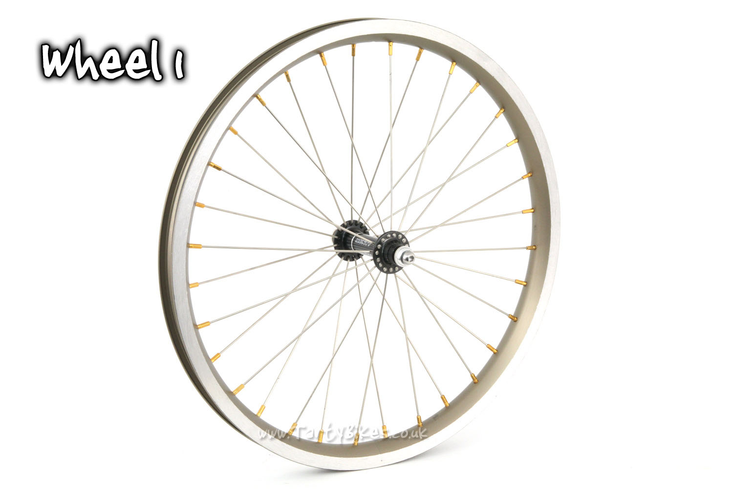 """Monty Non-Disc 20"""" Front Wheel (9 variations)"""