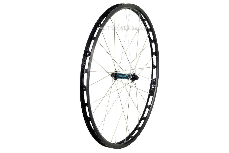 "RockMan / Jitsie Front Non-Disc 26"" Wheel"