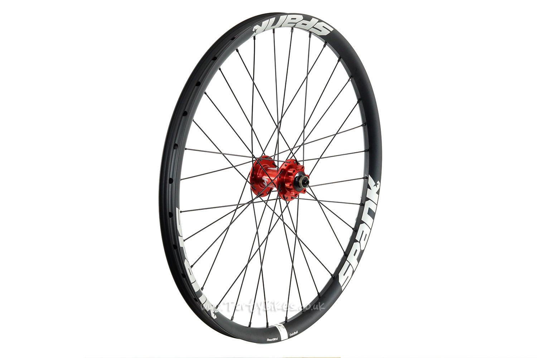 Hope Pro 4 / Spank Spike Race 33 Front Wheel