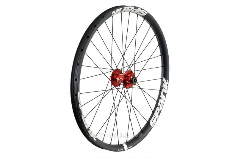 Hope Pro 4 / Spank Spike Race 33 Front Wheel