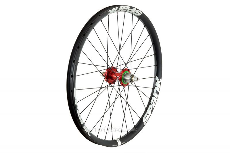 Hope Pro 4 Trials / Spank Spike Race 33 Rear Wheel
