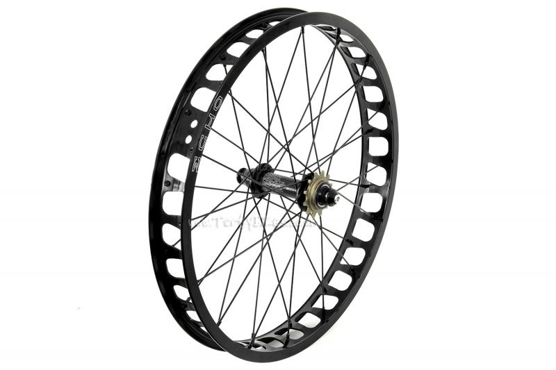 "Trialtech / Echo 19"" Non-Disc M30 Rear Wheel"