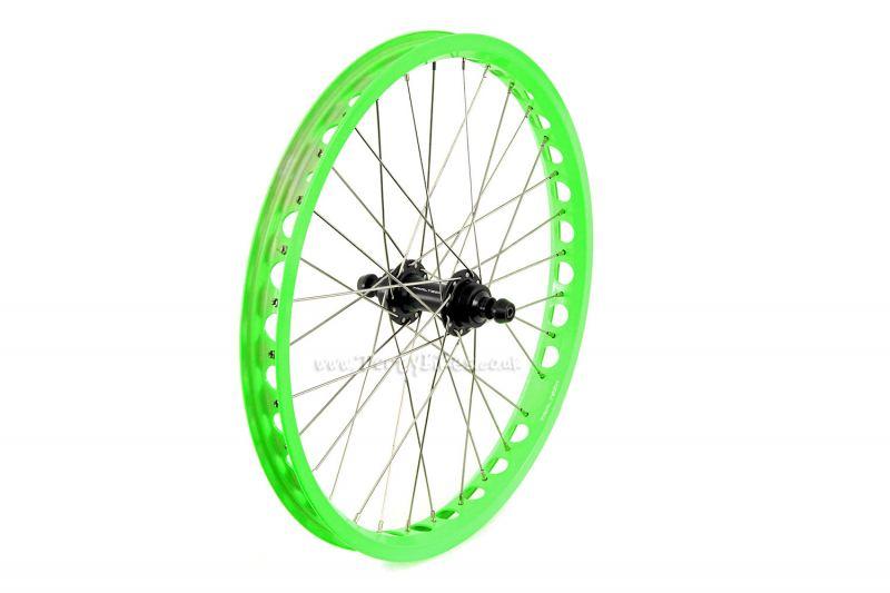 """Trialtech Custom Non-Disc Rear 20"""" Wheel"""