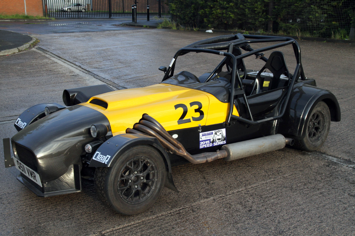 Huge Spec Westfield SEiW - Track proven, road legal, FAST, reliable
